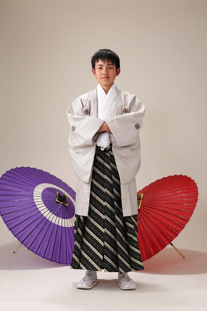 マリリンハウスの小学生男袴