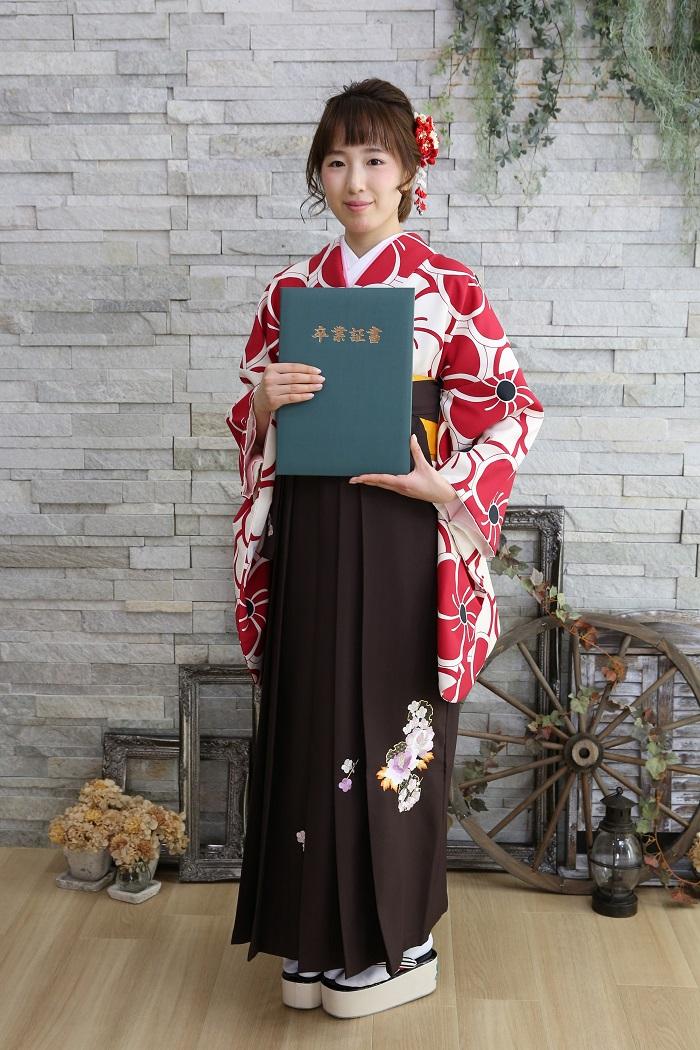 マリリンハウスの着物-364、袴-258