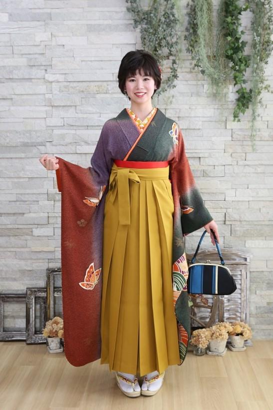 持ち込み振袖 /マリリハウス 袴-5