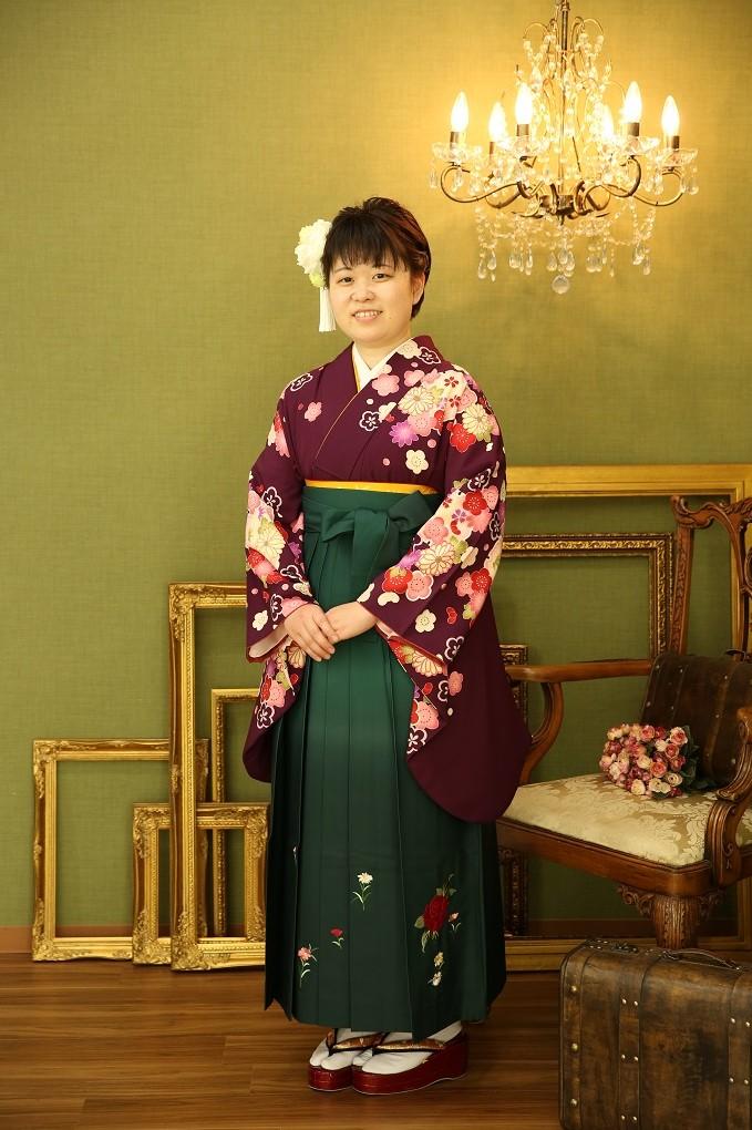 メルシー卒業袴